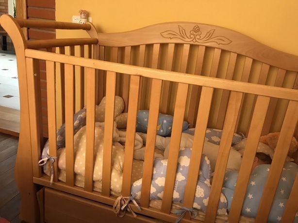 Кроватка бу