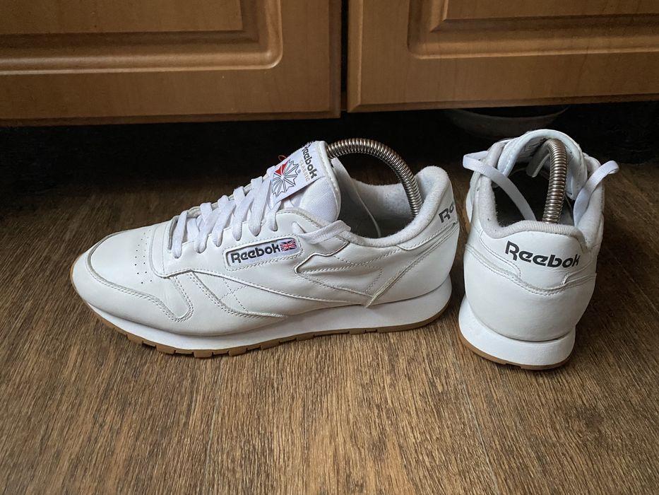 Кожаные кросовки Reebok classic 42.5 размер (оригинал) Черкассы - изображение 1