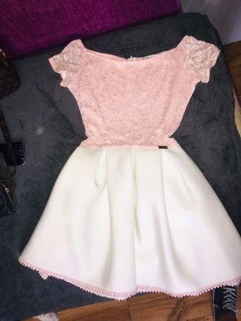 zamienie lub sprzedam sukienki letnie rozm S