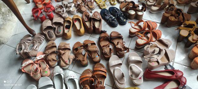 Sandałki Marco tozzi