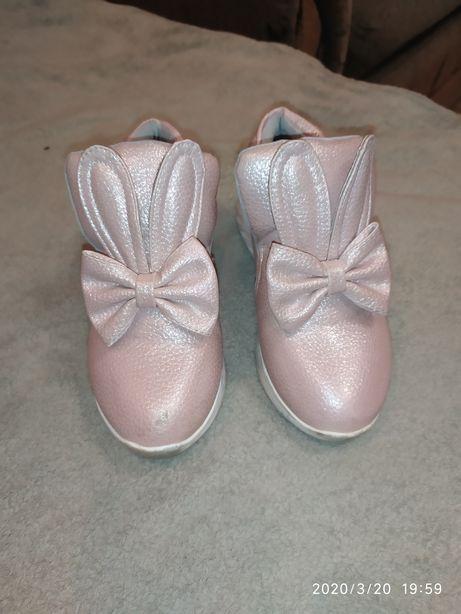 Полу ботинки туфли