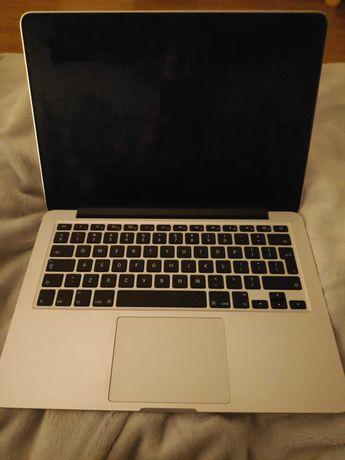 MacBook pro 13, 2014, i5, 8GB RAM, 500GB dysk SSD