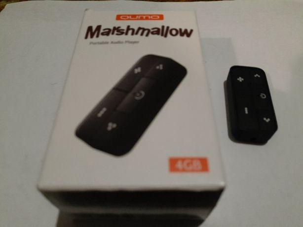Продам плеер Qumo Marshmallow 4Gb