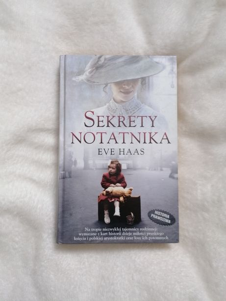 Sekrety Notatnika - Eve Haas