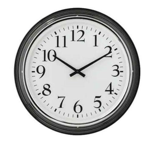 Relógio de Parede Bravur Ikea