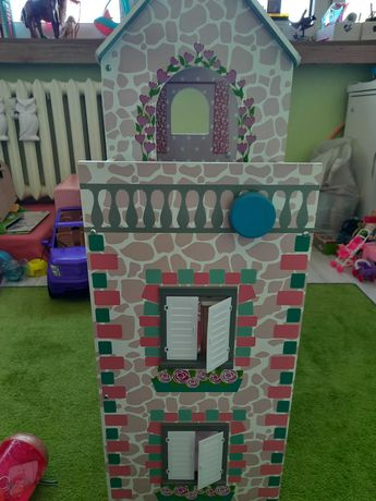 Domek dla lalek Elefun