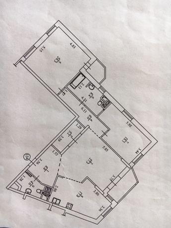 3 к квартира Срибнокильская, 12