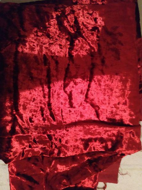 Плюшевая ткань ссср