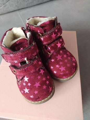 Buty niemowlęce, buty zimowe rozmiar 20