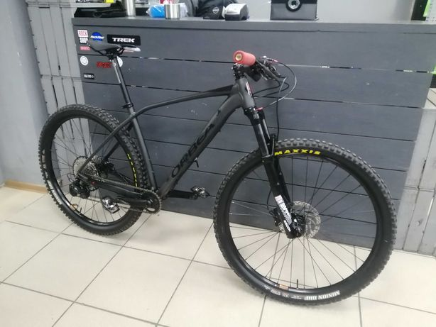 Велосипед Orbea Alma H20 29 2020 года ростовка L (174-188см) custom