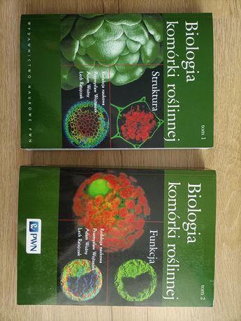Biologia komórki roślinnej tom 1 i 2