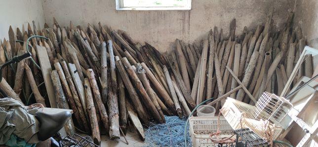 Kołki/Baliki sprzedam na ogrodzenie pod pastuch