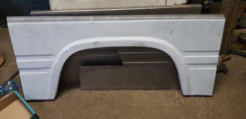 Ремонтні вставки арки задніх коліс. Мерседес 508, 608, 609 і тд T2 T1 Луцк - изображение 1