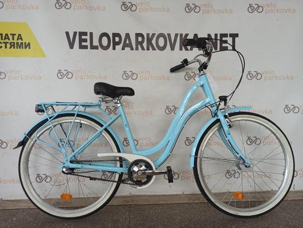 Новый польский, дамский велосипед ROMET Pop Art, 26