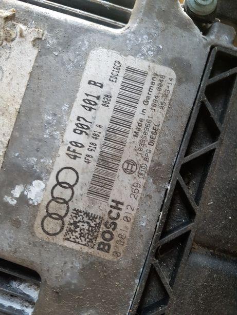 Audi a6 c6 3.0 tdi sterownik silnika