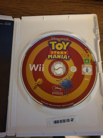 Toy story mania - gra Nintendo Wii