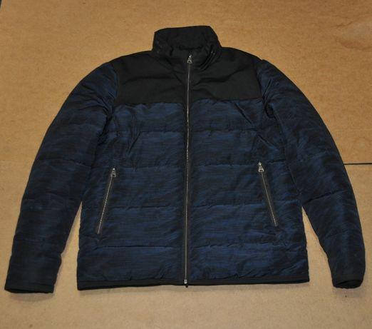 Smog теплая мужская куртка пуховик