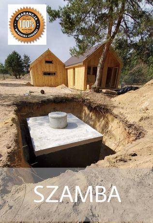 szamba zbiorniki betonowe na już szybka realizacja producent