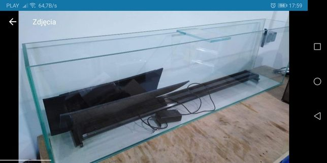 Sprzedam Akwarium 142cm