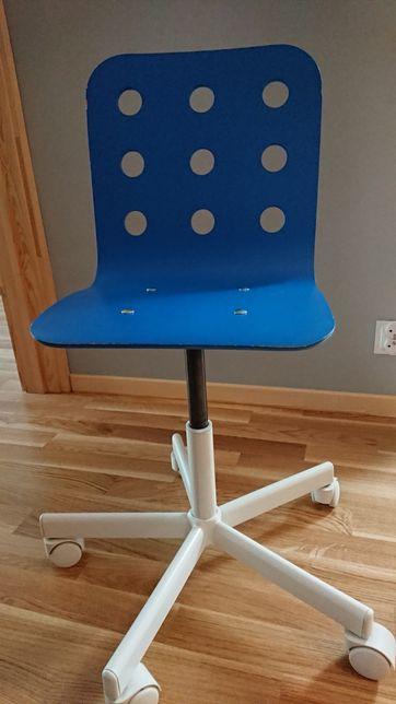 Krzesło obrotowe, biurowe dla dzieci ,Jules Ikea