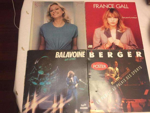 Discos Vinil Música Francesa Anos 80