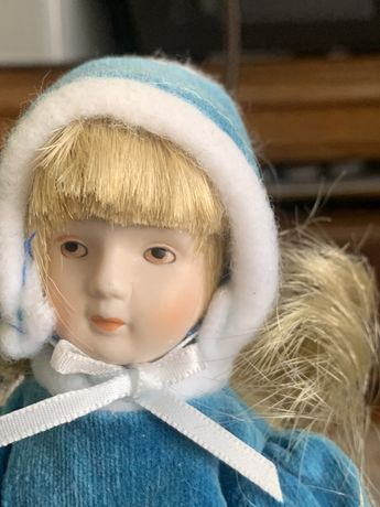 Кукла коллекционная США