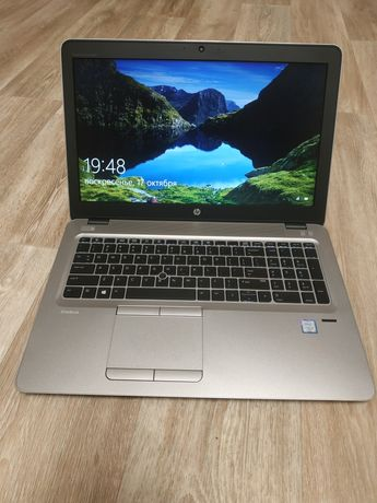 "HP Elitebook 850 G3 15.6"" FHD/i5-6200U/8GB/240GB SSD"