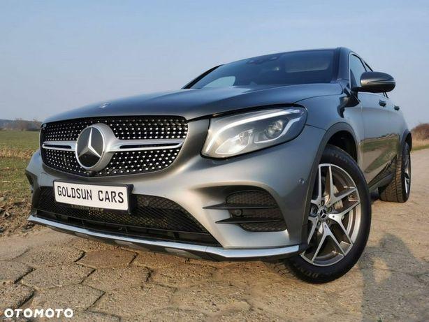 Mercedes-Benz Glc Coupe Salonpolska Bezwypadkowy 1 Właściciel