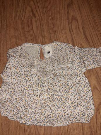 Bluzka dziewczęca C&A r.86