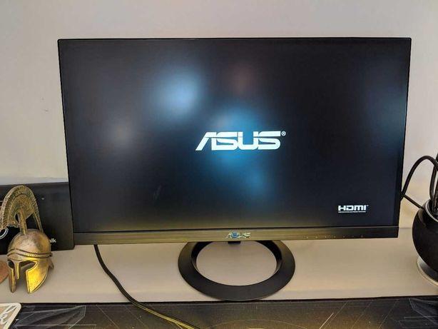 "Monitor ASUS VZ239HE - 23"" - Full HD 1920 x 1080 - IPS - ASUS Eye Care"