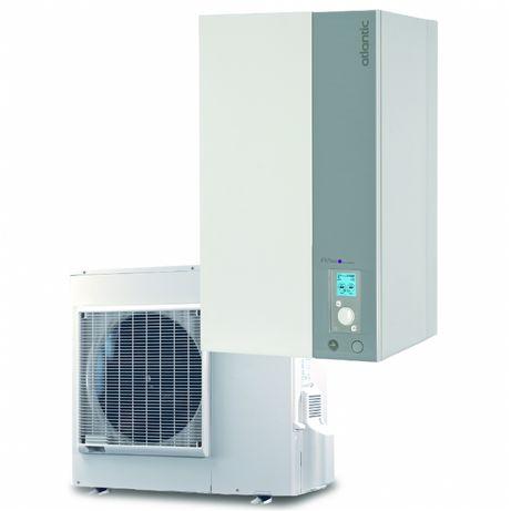 Pompa ciepła z montażem Atlantic Extensa AI 8 kW