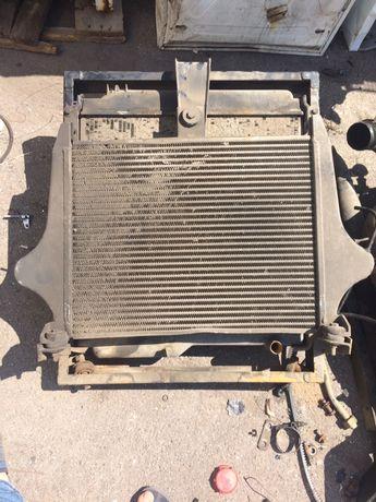 Радиатор Теплообменник Кардан Бак Тата 613 Эталон Богдан А091
