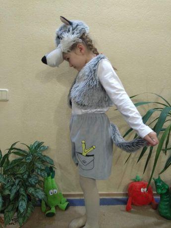 Карнавальный костюм волка, таракана, жука