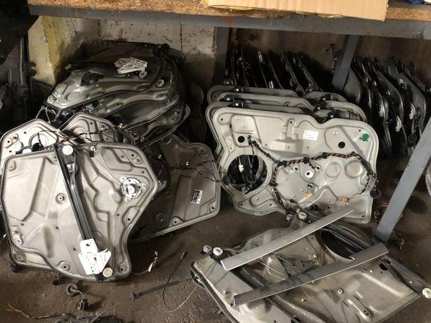 Стеклоподъемник мотор Стекло skoda Octavia a5 superb шкода разборка