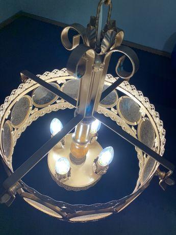 Antiguidade- Luminária da década 70