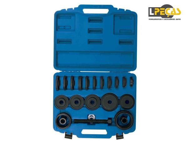 Kit de Saca Rolamentos de Roda - 22 PCS