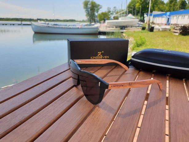 Okulary Przeciwsłoneczne KINGSEVEN BlackWood