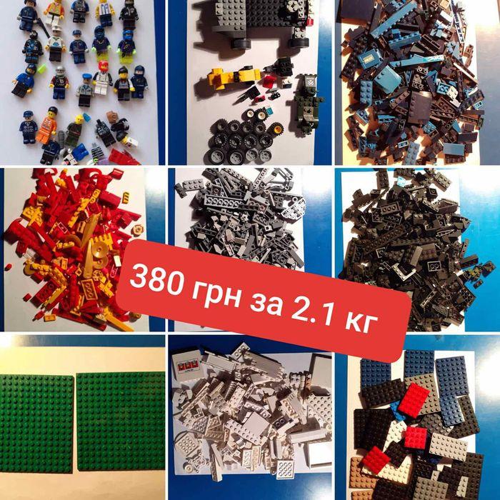 Лего конструктор аналог Киев - изображение 1
