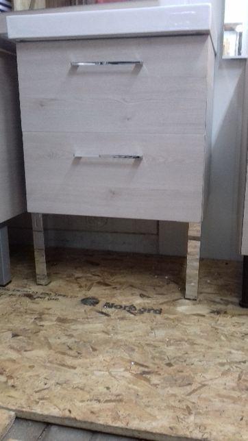 szafka łazienkowa z umywalką 60 CM