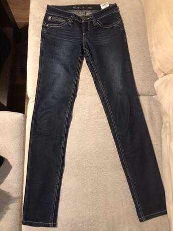 Spodnie Levis Low Rise Skinny W25L34