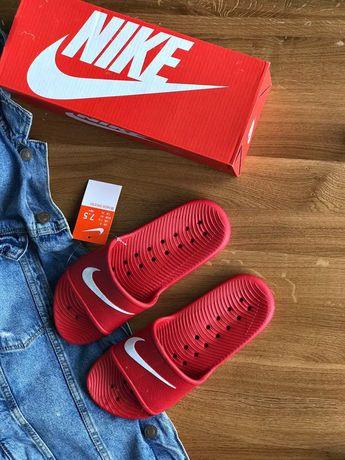 Мужские шлепанцы Шлепки Nike Red! 40-43
