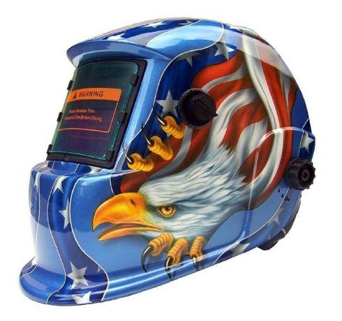 Máscara capacete de soldar NOVO Promoção
