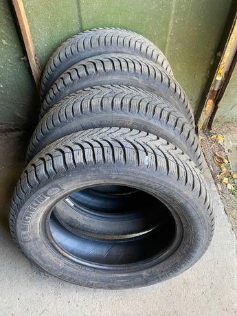 Продам комплект зимней резины Michelin Alpin A4 185/60 R15
