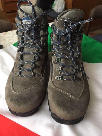 Meindl (39,5)l buty trekingowe goretex podeszwa vibram