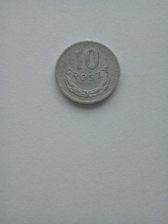 Moneta 10groszy 1974 rzadka!!!
