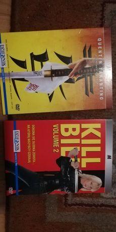 KILL Bill film dwie części