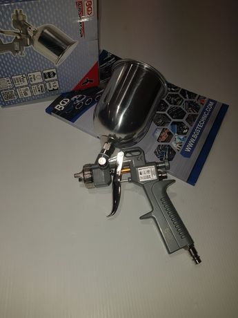 Pistola de pintura a ar comprimido | 500 cc BGS GERMANY