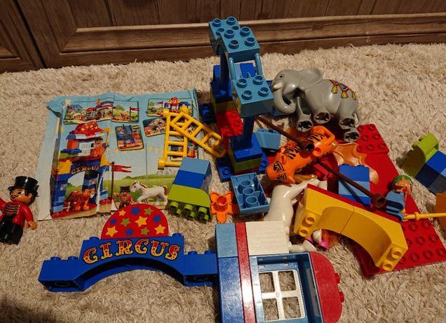 Лего Большой Цирк 10504