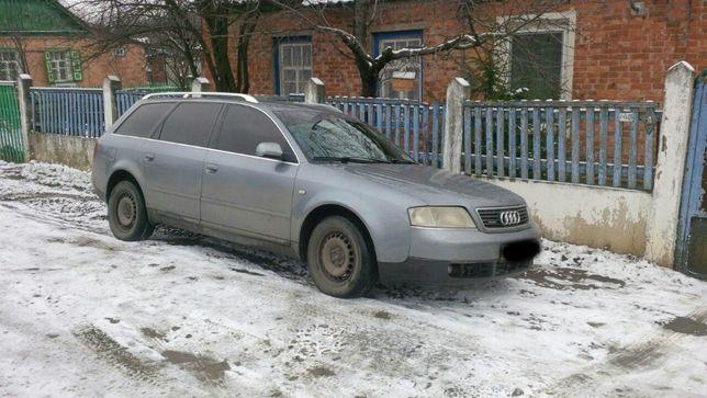Audi A6 C5 2.5 TDI Запчасти Разборка Ауди А6 С5 1998
