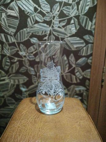 Гравировка на стекле и металле